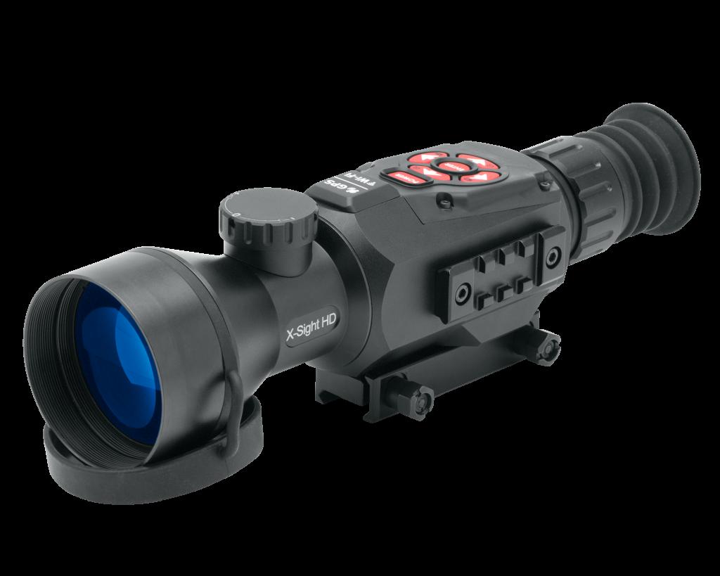 ATN X-SIGHT II HD 5-20X85