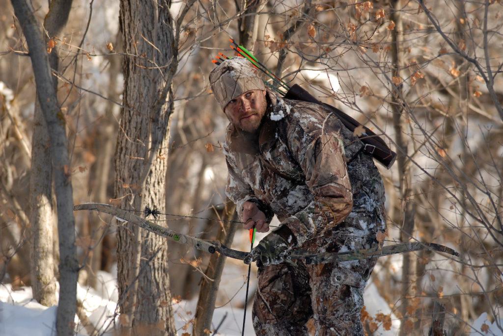 Kamouflage jakt