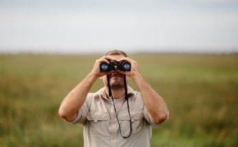 Bra kikare för glasögonbärare