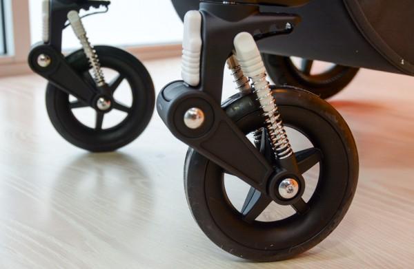 Bugaboo Cameleon hjul med fjädring