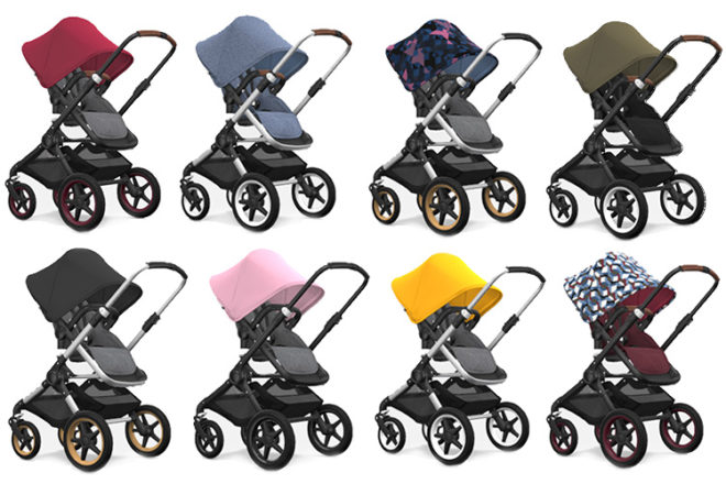 Bugaboo Fox designs
