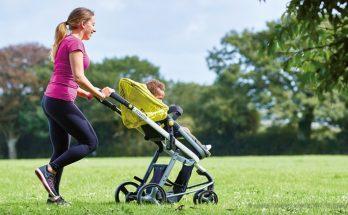 Bästa terräng barnvagn