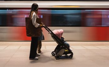 Bugaboo Resevagn