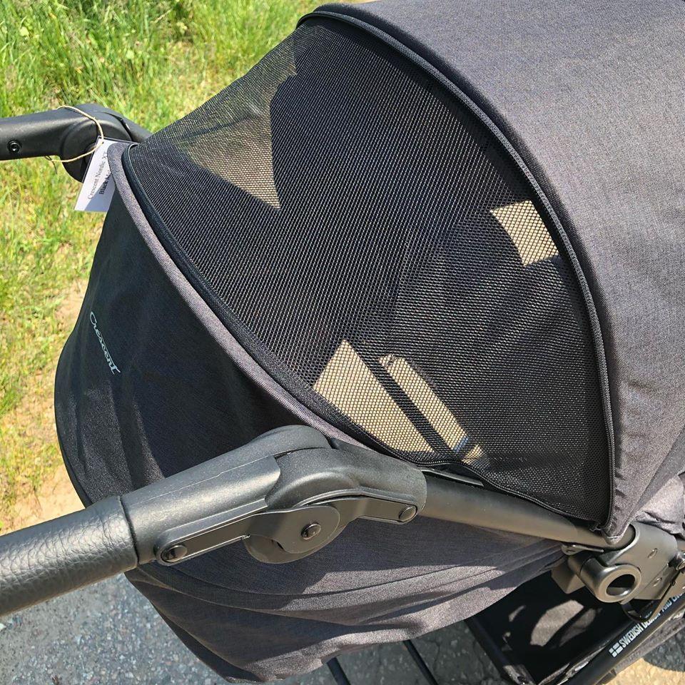 Crescent Nordic XT Ventilation