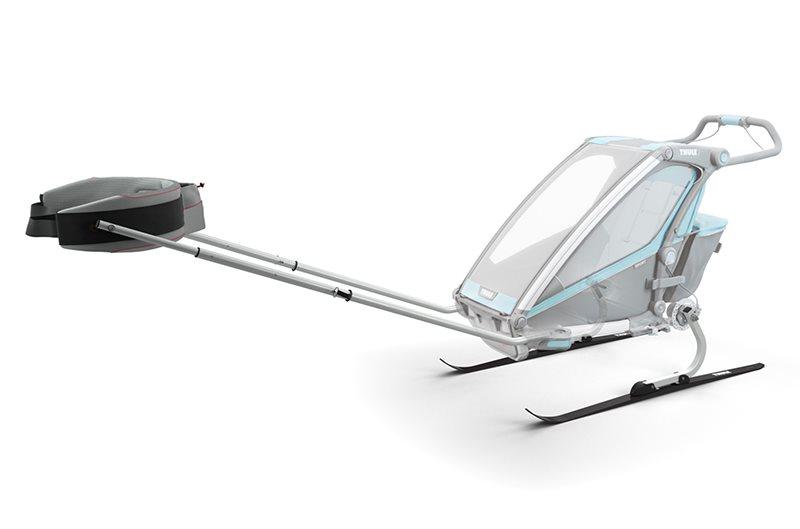 thule chariot cross 2 Ski Kit Tillbehör
