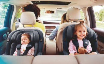 Bilbarnstol för nyfödd