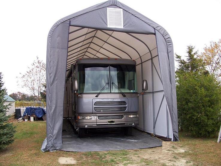 Bäst i test: Garagetält (Tältgarage för Bil, Traktor