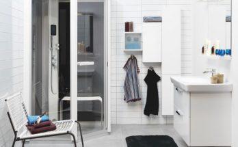 Bästa duschkabin med ångbastu
