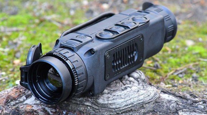 Bästa värmekameran för jakt
