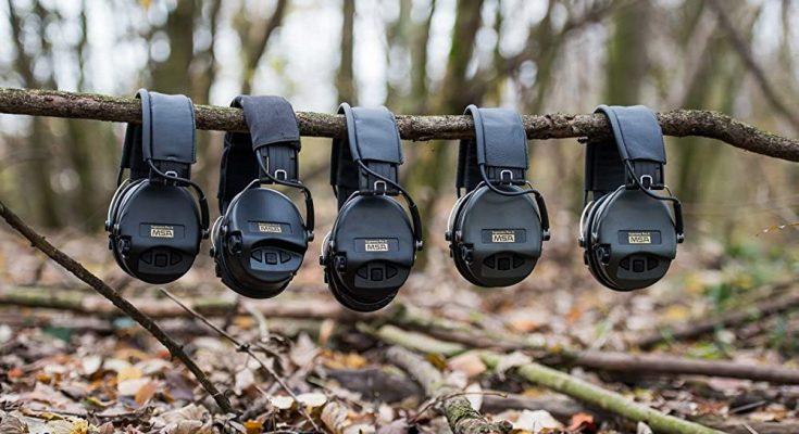 Bästa hörselskydden för jakt
