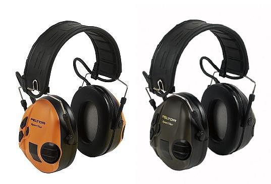 Peltor Sporttac Hörselskydd för jakt
