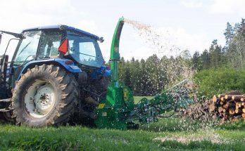 Bästa Flishugg till Traktor (Traktordriven Flishugg)