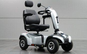 Bästa Permobil & Promenadscooter 2021 (Bäst i test)