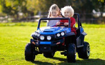 Bästa elbil för barn (Bäst i test) Volvo, Mercedes, BMW