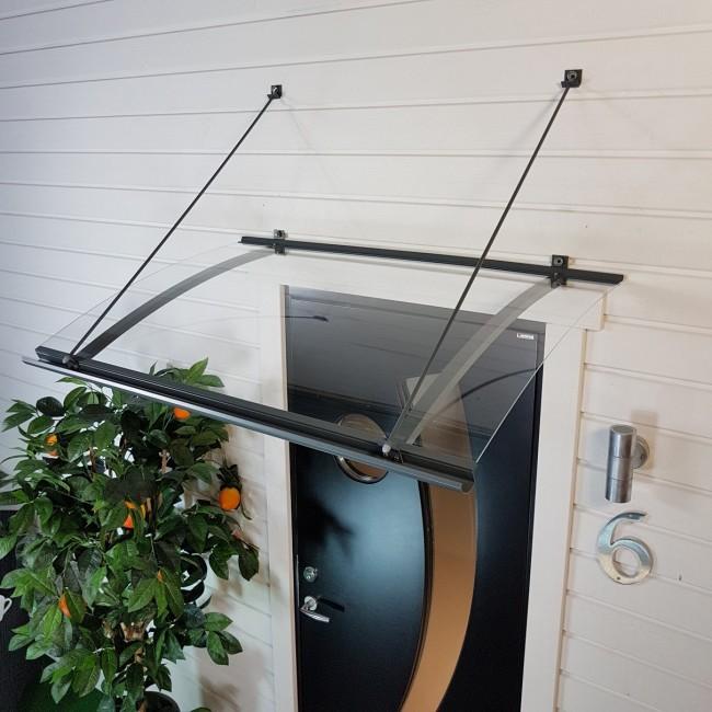 Gotflex Entrétak Visby Grå 120 cm