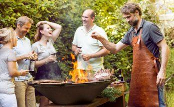 stekhäll till grill