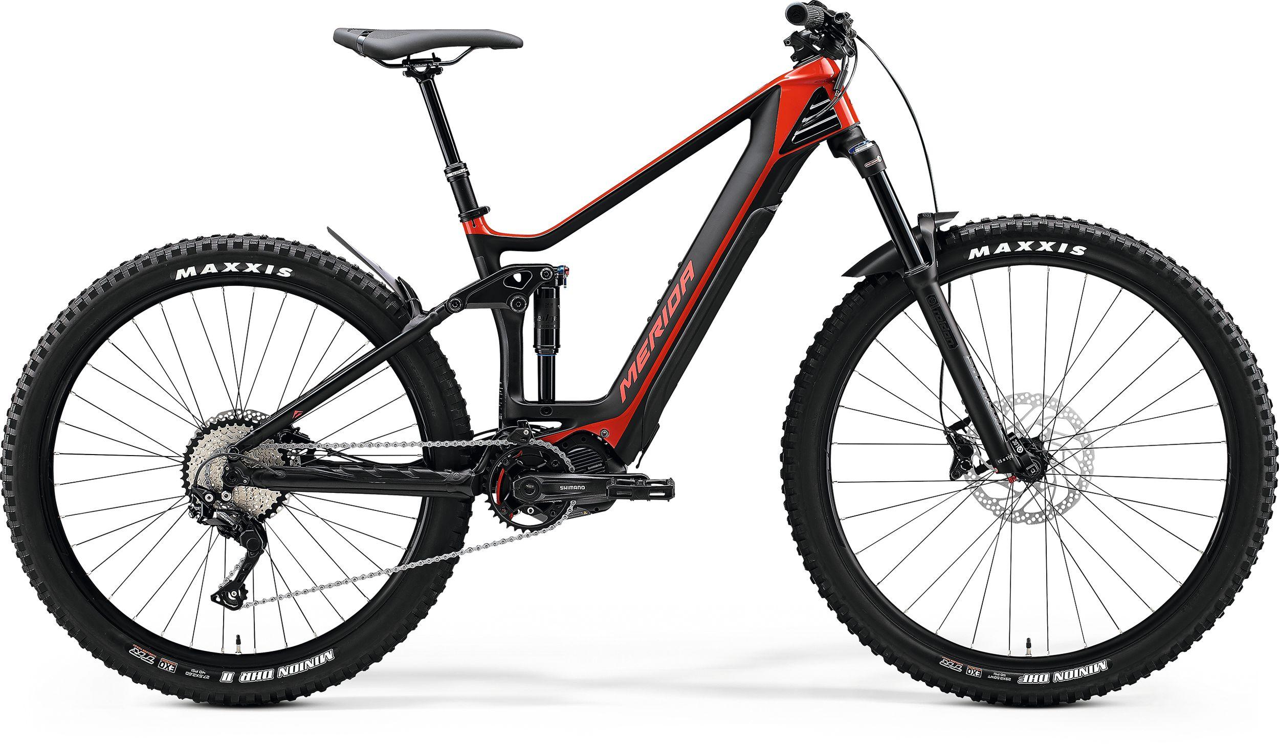 Merida eOne-Forty 4000 2020 (Elcykel dam mountainbike)
