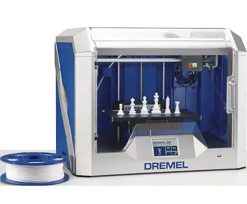3D skrivare DREMEL 3D40 (Prisvärd 3D-skrivare)