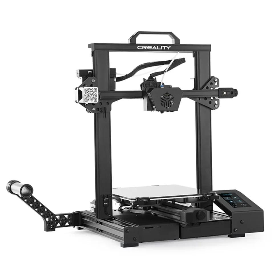 Creality CD-6 SE 3D-skrivare med automatisk justering (Stor 3D skrivare)