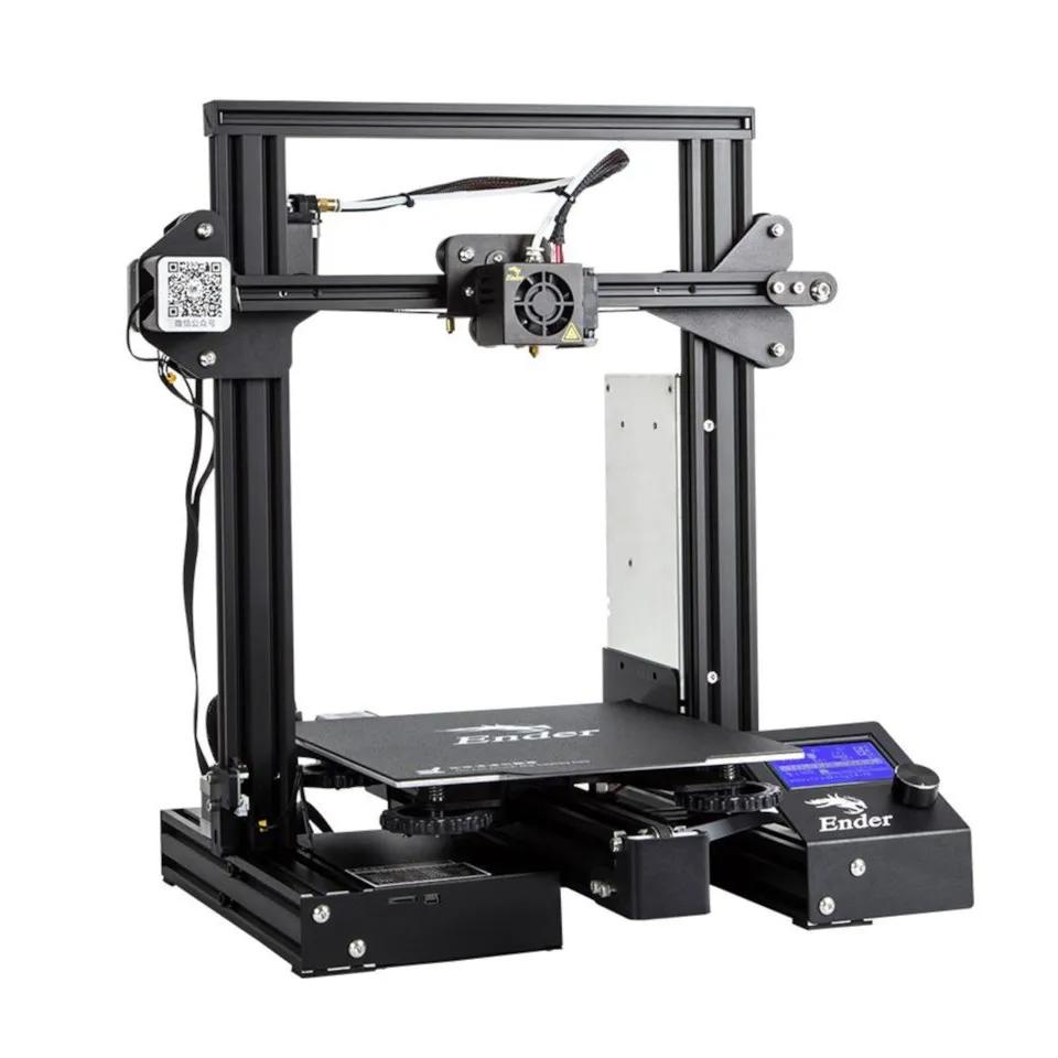Creality Ender-3 Pro 3D-skrivare (Bra och billig 3D skrivare)